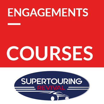 Engagements courses - Supertouring Revival ref:70600072S3