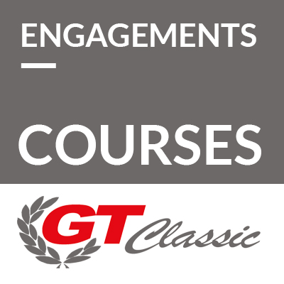 Engagements courses 2021 - GT Classic ref:70600003