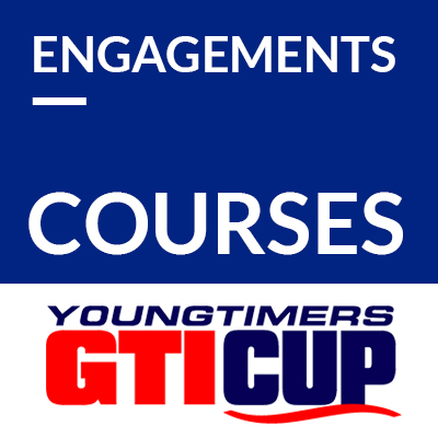 Engagements courses 2020 - Youngtimers GTI Cup ref:70600061