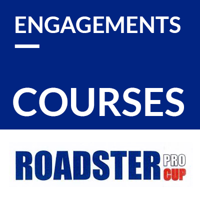Engagements courses 2019 - Roadster Pro Cup ref:7060003S3