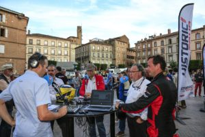 Historic Tour 2018 – Albi