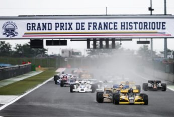 AUTO FRENCH HISTORIC GP MAGNY COURS 2017