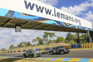 Historic Tour 2018 – Le Mans