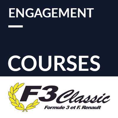 Engagements courses 2019 - F3-FR Classic ref:7060003S3