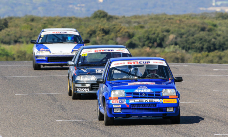 GROUPE -  - Historic Tour 2019 - Ledenon - Youngtimers GTI Cup-Roadster Pro Cup