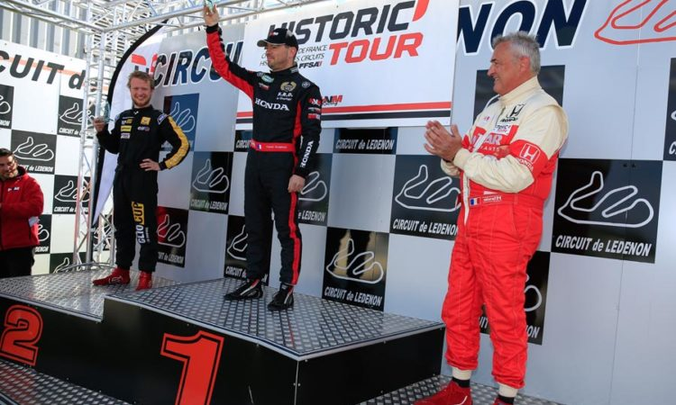 PODIUM -  - Historic Tour 2019 - Ledenon - Youngtimers GTI Cup-Roadster Pro Cup